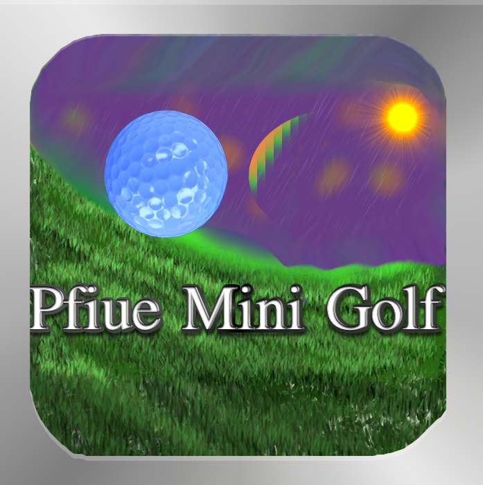 N° 1. Pfiue Mini Golf